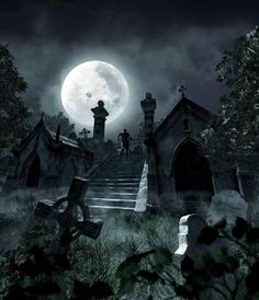 Crypt - my front yard needs to look like this for Halloween