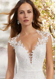 Lenore Wedding Dress   Style 5689   Morilee Plus Wedding Dresses, Western Wedding Dresses, Wedding Dress Pictures, Wedding Dress Styles, Bridal Dresses, Wedding Gowns, Wedding Photos, Formal Dresses, Sheath Wedding Gown