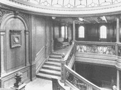 the aft grand staircase