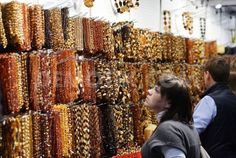 Amber Jewellery and Gemstones fair starts in Gdansk