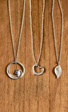 Gorgeous pendants for Mother's Day!