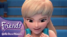 Enjoy this full episode from the all new Season 3 of Friends: Girls on a Mission! Stephanie is still recovering from her gymnastics injury and needs a new ac. Friends Girls, Lego Friends, Girlfriends, Casey Burgess, Youtube Videos For Kids, Lego Girls, Friends Wallpaper, Puff Girl, Episode 5