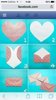 Envelopes made easy in heat shapes
