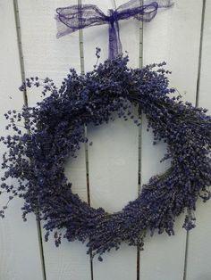 Purple Wreath, Lavender Wreath, Lavender Garden, Hydrangea Wreath, Indoor Wreath, Twig Wreath, Floral Supplies, Very Lovely, Wreaths For Front Door