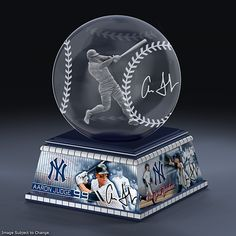 Check out our massive range of New York Yankees merchandise! Yankees Logo, New York Yankees Baseball, Yankees Fan, The Mick, Yankee Stadium, Mickey Mantle, Bronze Sculpture, Big Sis