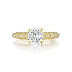 Engagement Rings' 3 Top-Trending Diamond Shapes: Round, Cushion, Square