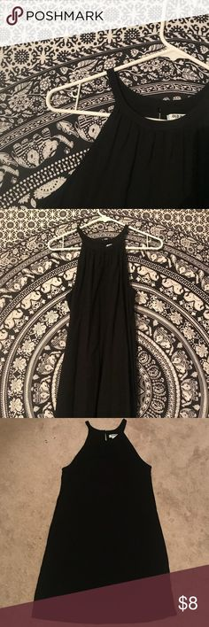 Black Old Navy Dress simple little black dress Old Navy Dresses Midi