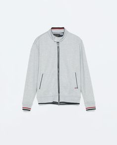 Image 8 of PIQUE JACKET from Zara