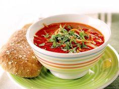 Supă de orez Vegetarian Crockpot Recipes, Vegetarian Cooking, Veggie Recipes, Slow Cooker Recipes, Whole Food Recipes, Cooking Recipes, Healthy Recipes, Sauce Recipes, Easy Recipes