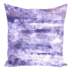 36 Trendy Ideas For Painting Sky Clouds Products Sofa Pillows, Cushions, Throw Pillows, Lilac Sky, Purple, Pastel Clouds, Creation Art, Sky Art, Girl Decor
