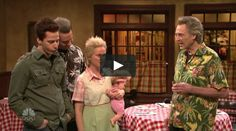 """This is """"Walken Family - Christopher Walken on SNL"""" by nathiconti on Vimeo, the home for high quality videos and the people who love them."""