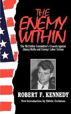 Image result for the enemy within jfk