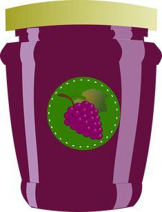 Glass Food Purple Grape transparent image