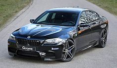 2016 BMW M5 Spec