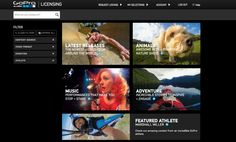GoPro adds stock footage platform to its services www.motionvfx.com/B4139 #FCPX #GoPro #VideoEditing #AdobePremiere