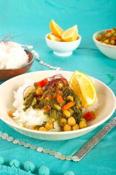 Egzotyczne danie z Indii. Edyta Guhl. http://dolcevitainmykitchen.blogspot.de