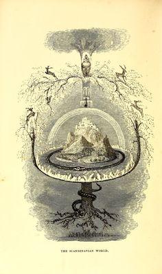 The Scandinavian World (Mythology of Asgard)