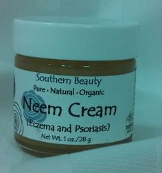 Neem Cream by SouthernBeautySkin on Etsy