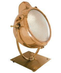 Copper Searchlight