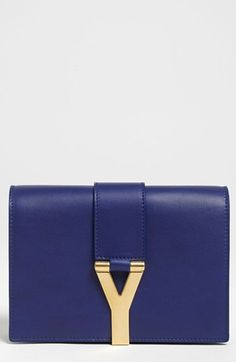 Saint Laurent Y Chain - Mini Leather Handbag available at Nordstrom