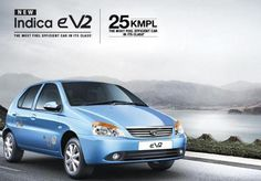 Tata Motors have launched the refreshed Indica eV2 in India. A noteworthy fact is that the company has actually slashed prices of this new version at a time when other auto makers are hiking price of their cars. The new Tata Indica eV2 will be cheaper by Rs.23,000 and will now be available at a base price of Rs.4,01,162 while the top variant is priced at Rs.4,87,619 (ex-showroom Delhi).