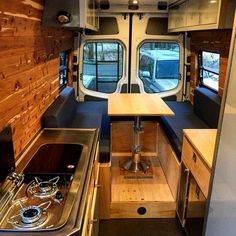 Follow Our Current Van Conversion Project In Partnership With
