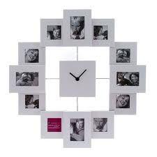 Reloj portarretratos