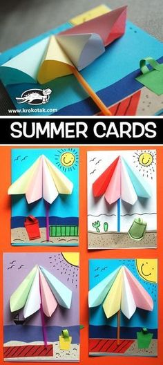Preschool art, preschool learning, camping crafts, diy for kids, crafts for kids