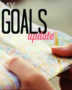 This is where I hold myself accountable to my 2014 goals in the areas of blogging (income), financial, and personal. Come find inspiration for your goals!