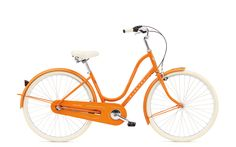 Remember fun? Imagine where you could go on a ORIGINAL 3i by Electra--available in cream, orange. Explore the wide variety of stylish, creative designs and find the perfect Amsterdam to suit your individuality and imagination.