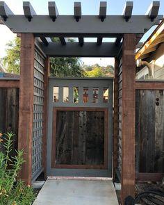 Farm Gate, Farm Fence, Cedar Gate, Backyard Gates, Entrance Gates, Basement Entrance, Garden Entrance, Garden Gates, Basement Ideas