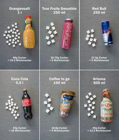zuckerfrei-projekt-gesundheit-zucker-zitat-dreamteamfitness-getränke-würfelzucker-getränke