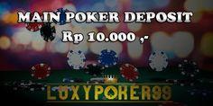 Luxypoker99 adalah salah satu situs poker online paling murah di kalangan indonesia dengan minimal deposit 10rb sudah bisa main poker online indonesia.