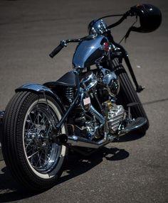 Bobber Inspiration | Bobbers Custom Motorcycles : Photo