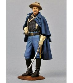 Cavalry officer 1876