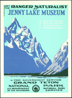 National Parks Travel Posters, Resurrected - Features - World Hum