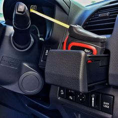 Universal tape measure holder on the Isuzu DTEQ LX works really well. Definitely accommodates the needs of the person who likes to get things done. Port Elizabeth, Tape Measure, Instagram Feed, 4x4
