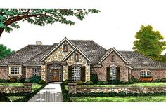 House Plan 310-309 good dimension for our lot.