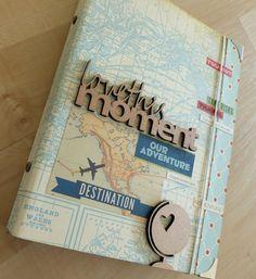 Cute travel journal!!!