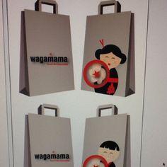 Design development - takeout bags