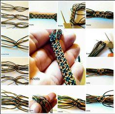 Quipus Macrame by Peruvian Knots: https://www.facebook.com/pg/byperuvianknots/photos/?tab=album&album_id=1711025965819378