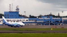 CUBA Aeropuerto Internacional José Martí, La Habana