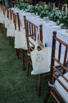 WEDDING引き出物バッグ