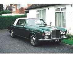 Rolls Royce Cornich Convertible