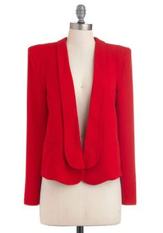 Chief Elegant Officer Blazer,  #Working It at Work   #Dress for Success  #Career Clothing