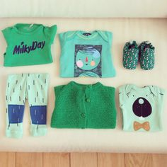 We are loving all things green at carry me home ! #baby