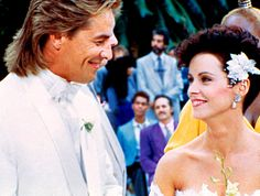 Sonny and Caitlin - Miami Vice