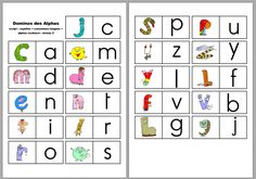 Alpha Alpha, Script, Activities, Marius, Manon, Montessori, Florence, Alphabet, Preschool Math