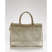 Every girl needs some glitter. Furla Satchel - Candy