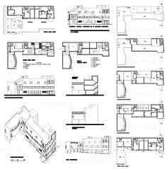 Corbusier Maison Roche Jeanneret Dwg